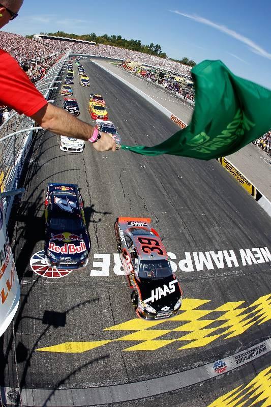 """NASCAR 2011 """"SYLVANIA 300"""""""