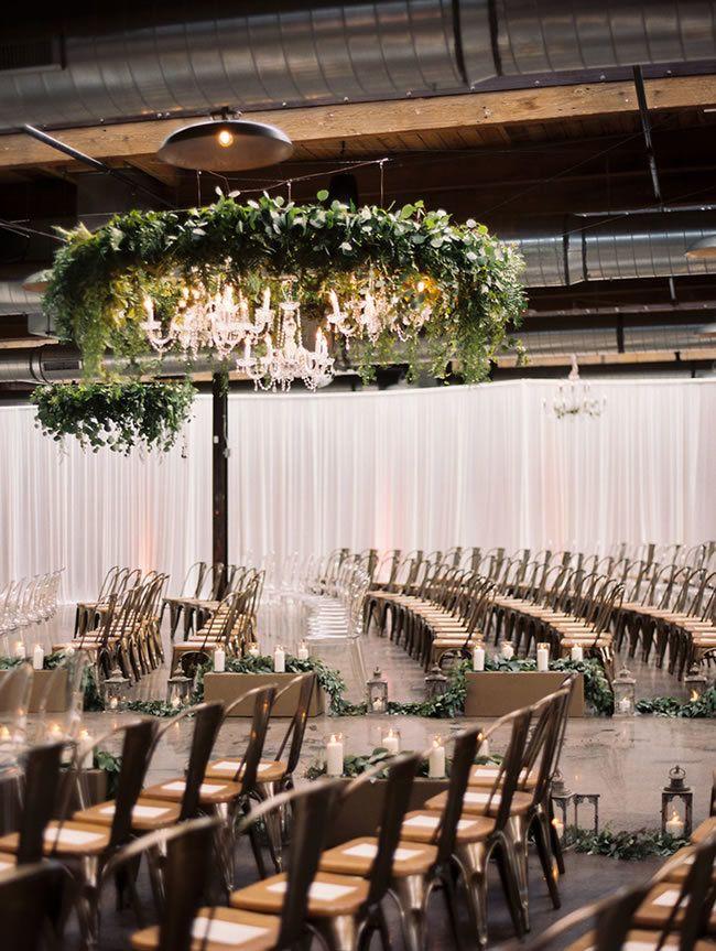 Industrial Chic Wedding Decor Ideas Industrial Chic Wedding Decor Industrial Chic Wedding Chic Wedding Decor
