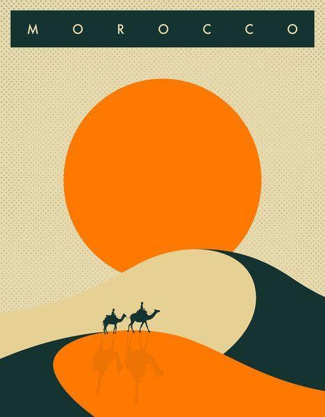 Amazing vintage poster designs