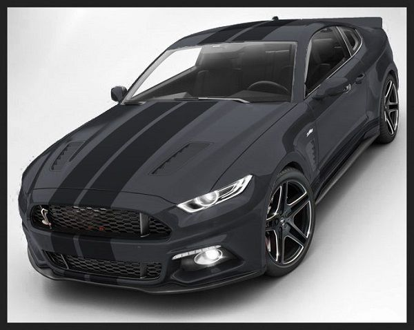 2015 Ford Shelby GT500