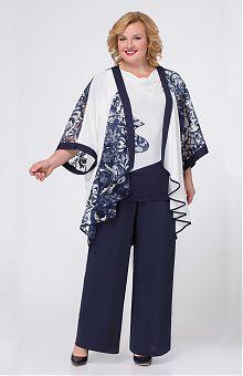 Новинки одежды для полных женщин в интернет-магазине «L'Marka»