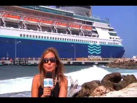 Bon Voyage TV- Monarch de Pullmantur desde Colon, Panama