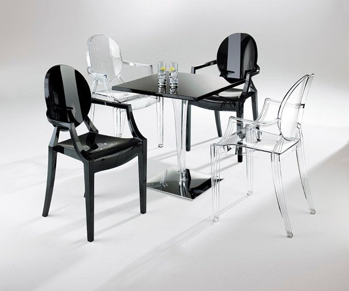 7 best kartell images on pinterest philippe starck buffet lamps and chairs - Silla philippe starck ...