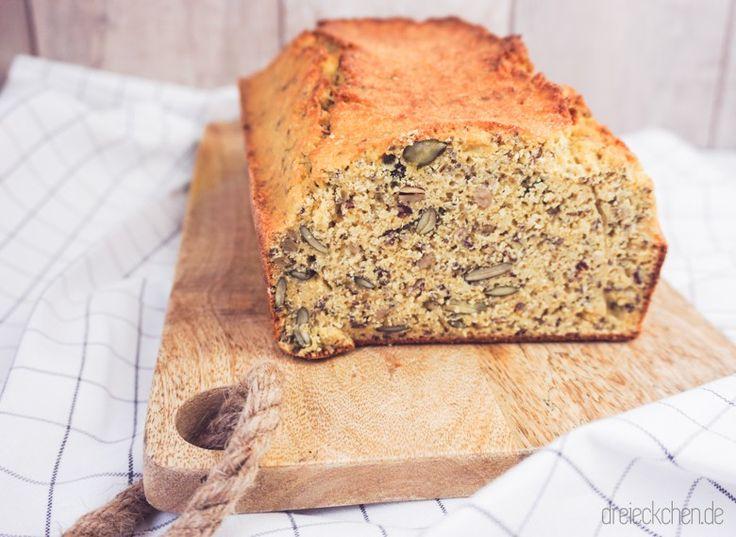Selbstgebackenes, glutenfreies Superfood-Proteinbrot und Jamie Oliver's neuestes Werk (Buchrezension) › dreieckchen - Lifestyle Blog #dreimalanders