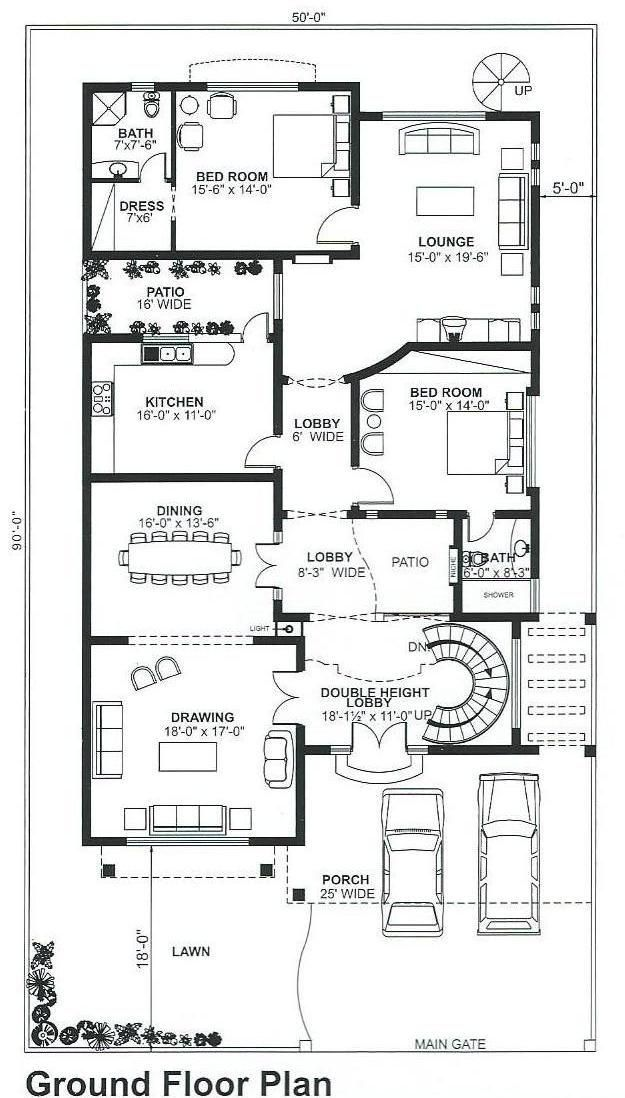 Free House Blueprints And Plans 2021 Free House Plans Single Storey House Plans Two Story House Design