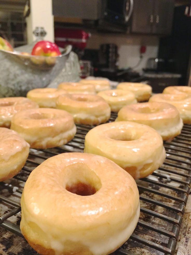 How To Make Doughnuts Using Yeast
