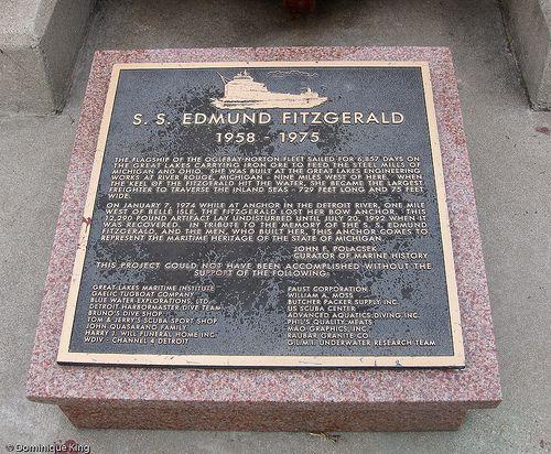 Edmund Fitzgerald | Car Interior Design  |Edmund Fitzgerald Crew Remains