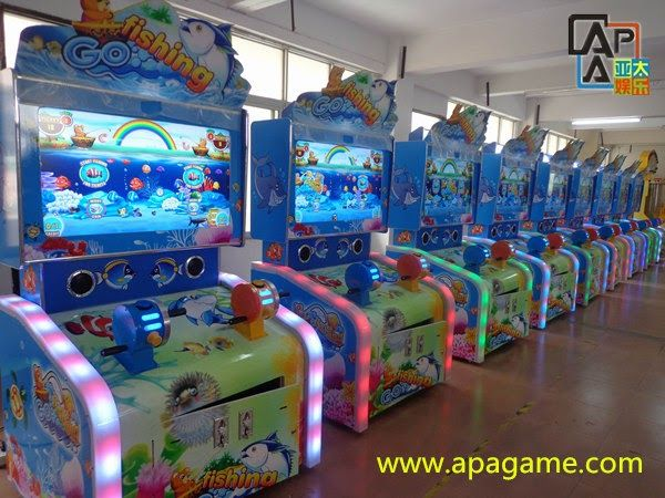 Senmer News Wire: APA GAME Announces New Toy Crane Game Machines & Ticket Redemption Game Machines from senmer.com