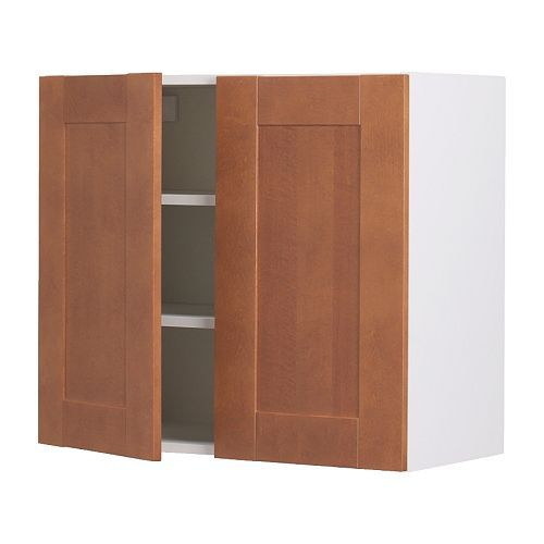 Ikea Kitchen Birch: Birch Effect, Ädel Medium Brown, 24x30 ""