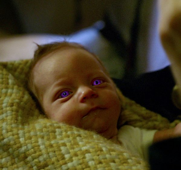 Hush little demon baby, don't say a word… this the worst demon baby ever??? it was mean???