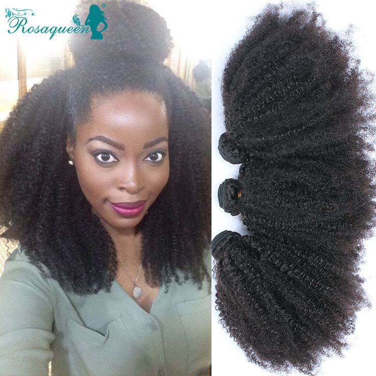 Mongolian Kinky Curly Virgin Hair 3Pcs Mongolian Afro Kinky Curly Hair Bundles Curly Weave Human Hair Rosa Queen Hair Products ** Find out more about the great product at the image link.