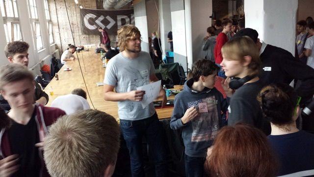Code + Design Camp Berlin -  mit voller Coach-Power von Sevenval #cdcamp17