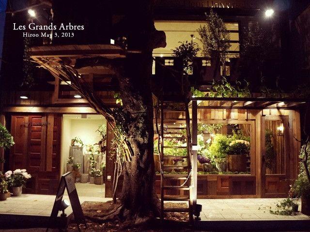 【全国8店】木の上でお茶♪ナチュラリスト入門にツリーハウスカフェはいかが? | by.S