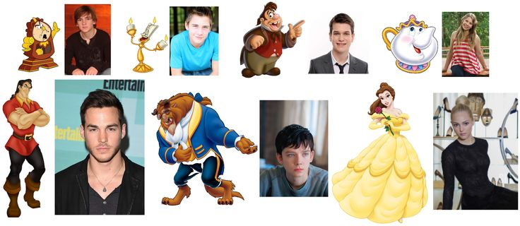 My Beauty and the Beast Cast: AnnaSophia Robb, Asa Butterfield, Chris Wood, Bindi Irwin, Liam James, Luke Benward, and Nick Price.