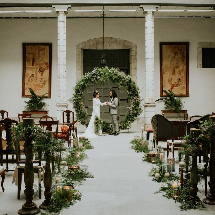 Winter Wedding Altar Ideas: Best 25+ Winter Wedding Arch Ideas On Pinterest