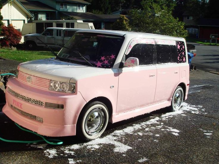 We can't be left out. Two-tone xB's UNITE! - Page 4 - Scion xB Forum