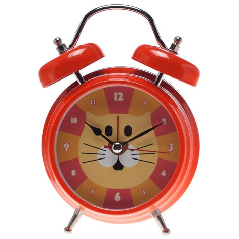 Mooloola Cat Alarm Clock from City Beach Australia