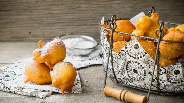 Oliebollen met appel | VTM Koken