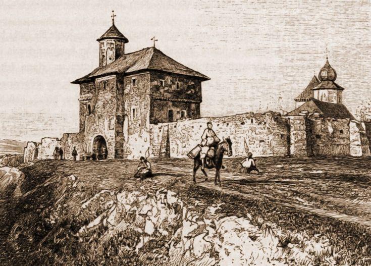Suceava, mănăstirea Zamca