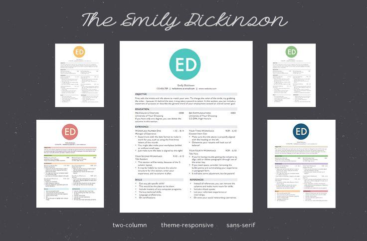 Free word based resume templates