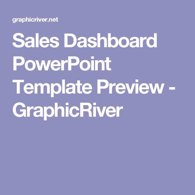 The 25+ best Sales dashboard ideas on Pinterest Analytics - powerpoint flyer template