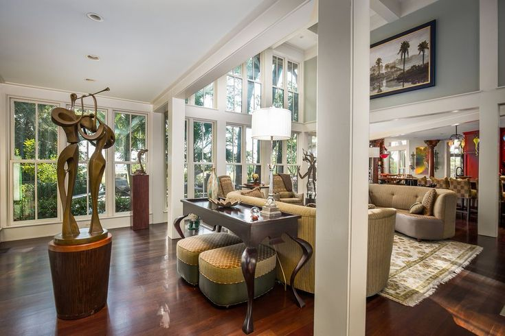Best 25 open floor plan living room and dining ideas on - Kitchen dining room and living room all open ...