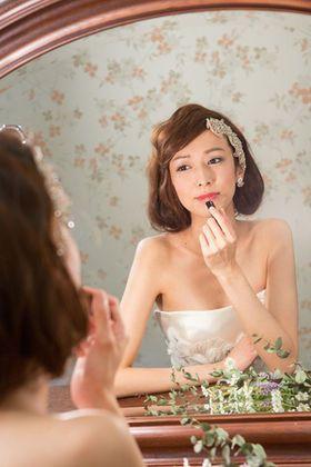 【画像集】あえて切りたいくらいかわいい!ショート~ボブの花嫁ヘアスタイル。 - NAVER まとめ