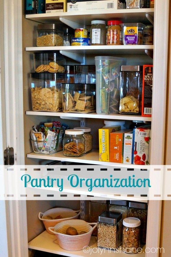 Taming Mom 39 S Hotspots Pantry Organizations And Organizing