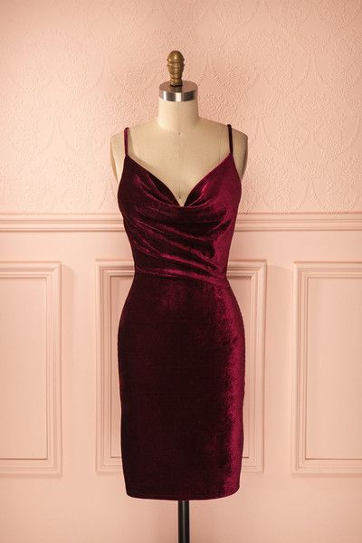 Yazel Wine ♥ Dress