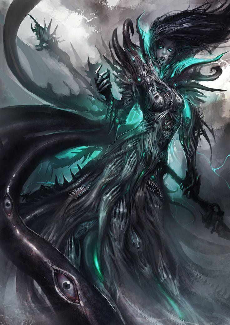 Tentai Clan 7c6d3480aa6561b49ec35bfcc181cf5c--arte-fantasy-fantasy-artwork