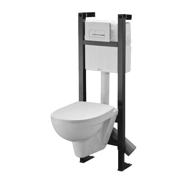 Pack WC suspendu autoportant Estoril prix : 239 euros