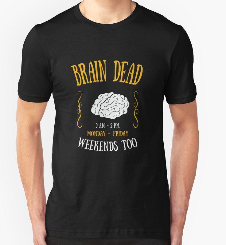 Brain Dead by Black-Fox