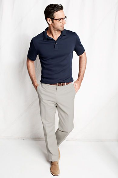 Friday Casual Landsend Spring2014 Dressyourbest Mens Business Casual Outfits Business