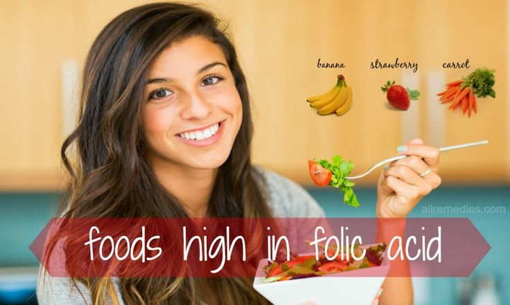 29 Super Foods High in Folic Acid for Pregnant Women