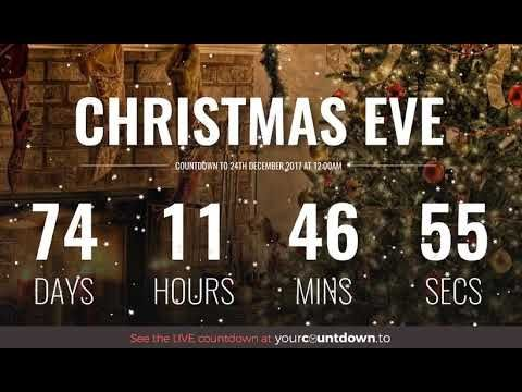 Countdown to #Christmas Eve 🎄 👇👇 Click the link      YourCountdown To