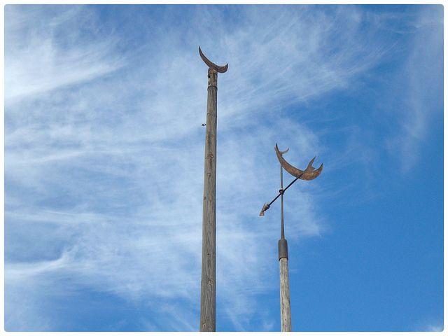 """""""Veletas Moriscas"""". Vistas desde la Torre de Calahorra. Elche. 27/12/2013"""