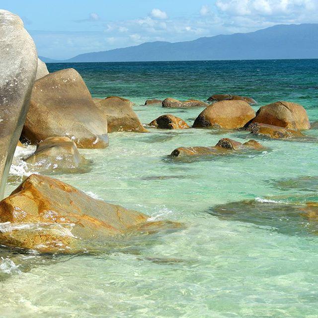 Fitzroy Island Queensland: Nudey Beach, Fitzroy Island, Queensland
