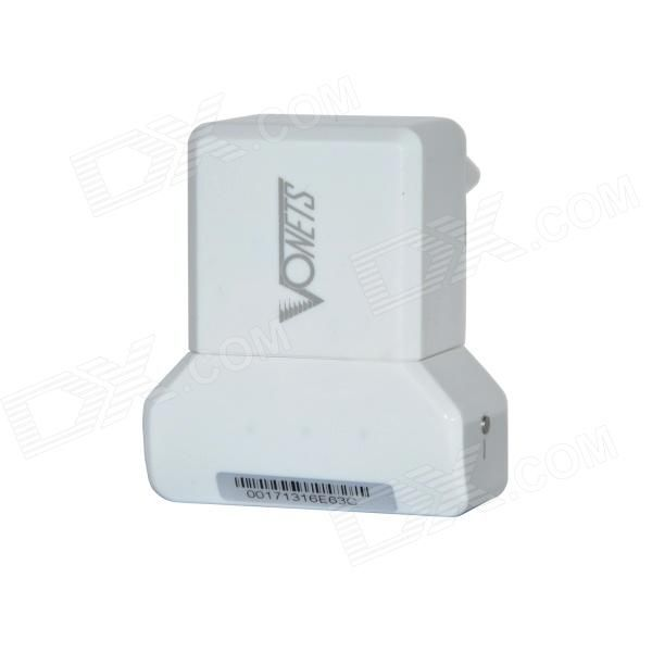 VONETS VHT4G Mini Wireless Repeater 3G / 4G Wi-Fi Router w/ 2.1A USB charger - White (EU Plug)