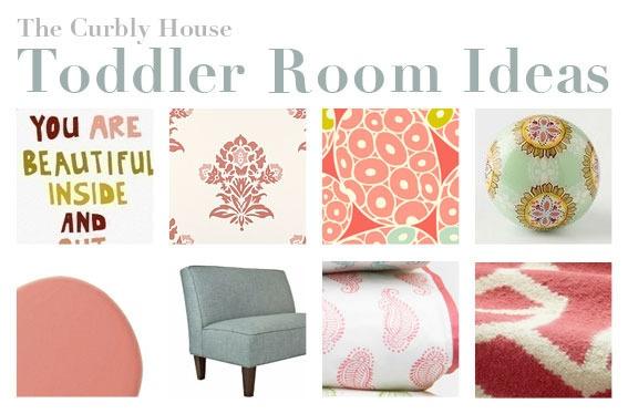 Curbly House Toddler Room Ideas