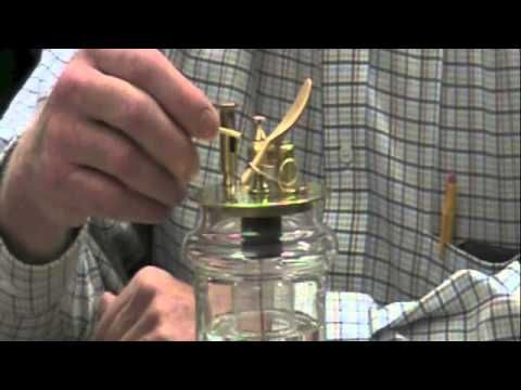 This video describes how zinc and sulfuric acid can be used to produce hydrogen gas that can be ignited by a platinum catalyst. The process was first harness...