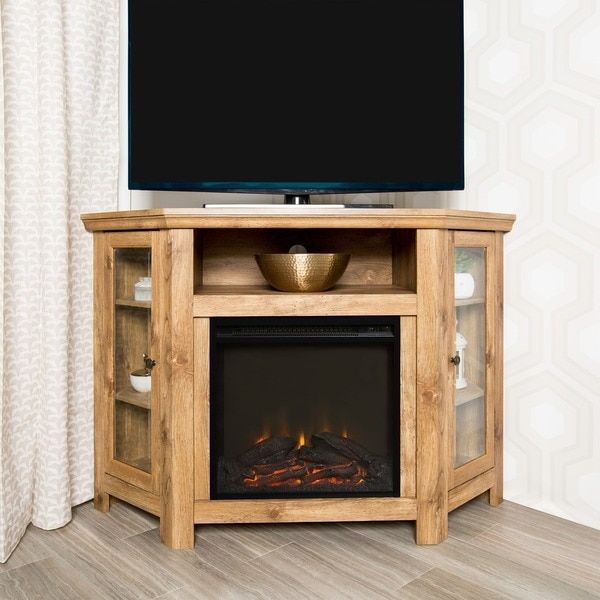17 Best ideas about Corner Fireplace Tv Stand on Pinterest ...