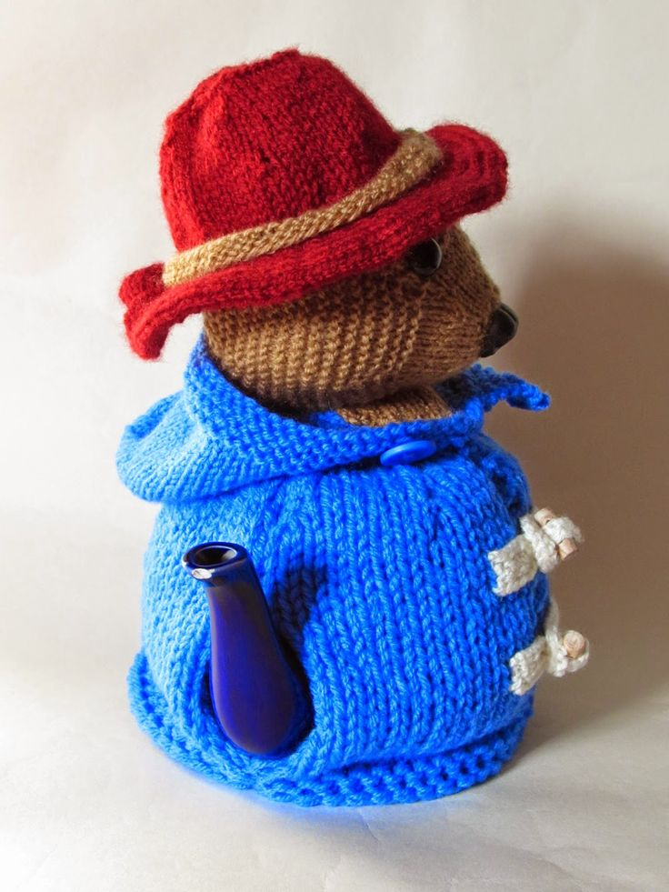 Teapot Cozy Knitting Pattern : 845 best images about Tea Cosies...knit on Pinterest