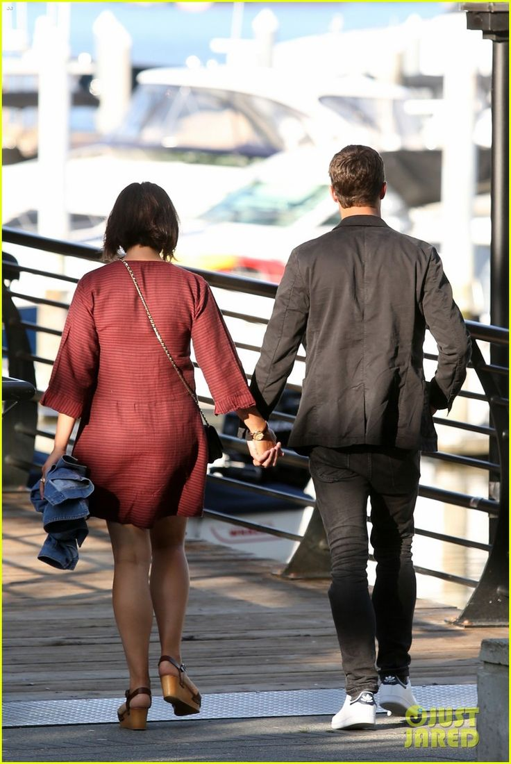 Jamie Dornan & Wife Amelia Warner Are Picture Perfect for Date Night in Vancouver!