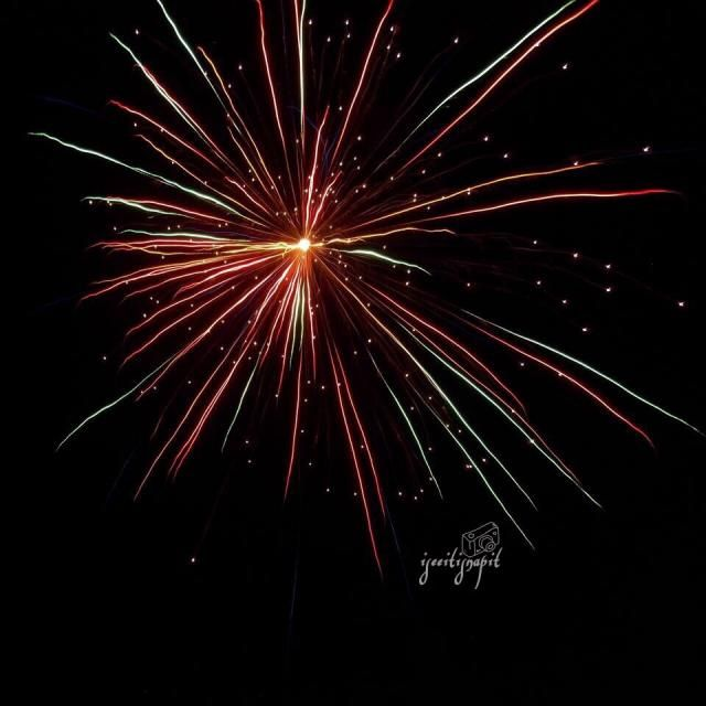 The Light in the Darkness: Fireworks