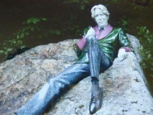 Oscar Wilde, Dublin, Irlande