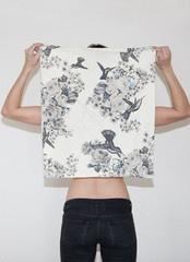 Pony Rider - Flowerbomb Teakin - towel / napkin