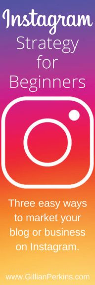 Instagram Strategy for Beginners Pinterest