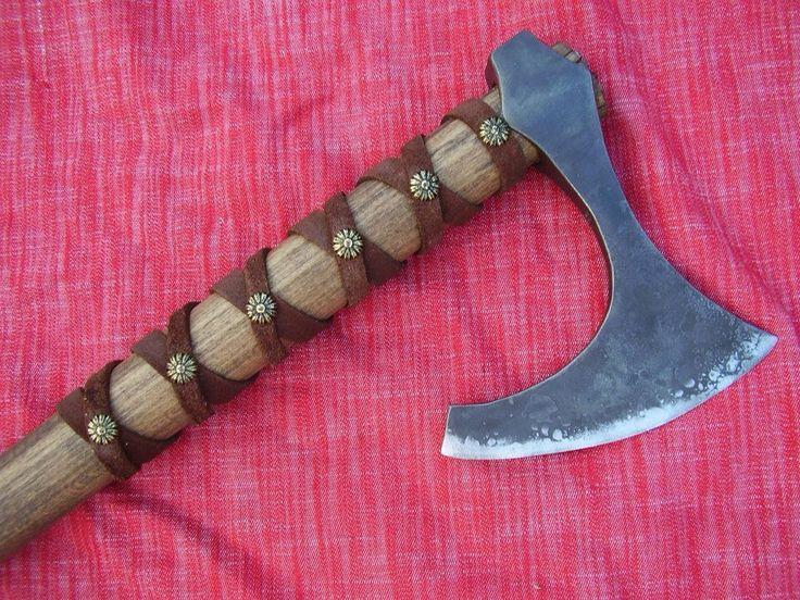 Peter Szabo viking axe