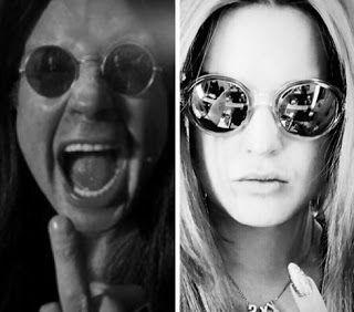 セレブ達の生活ニュース: オジー・オズボーンの娘ケリー・オズボーンが復讐 父の不倫相手の電話番号をツイート