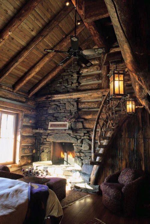 17 Best Ideas About Cabin Interiors On Pinterest